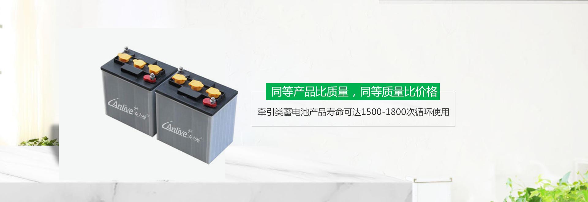 重慶叉車蓄電池廠家